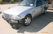 MERCEDES C 200 BREAK 2.2 CDI-CUIR- 5P
