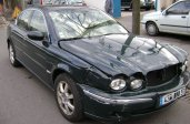 JAGUAR X-TYPE 2.5 V6 AWD