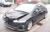 HONDA CIVIC 2.2 CTDI TYPE-S