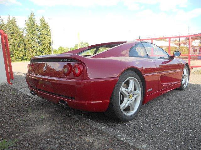 ferrari 355 gts non accident i c d n goce. Black Bedroom Furniture Sets. Home Design Ideas