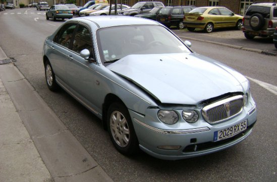 ROVER 75 2.0 CDTI PACK LUXE
