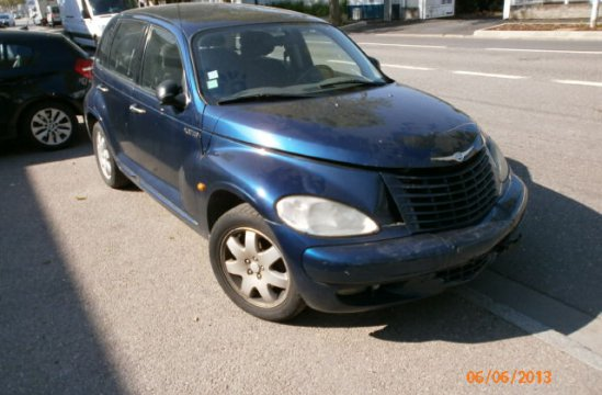 CHRYSLER PT CRUISER 2.2 CRD